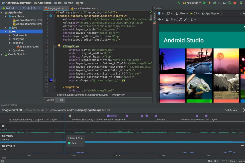 Androidi tarkvaraarenduse komplekti (SDK) installimine