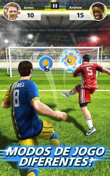 Jalgpalli rünnak