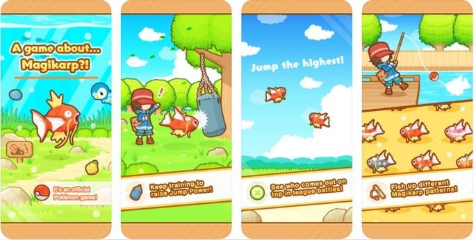 pokmon android mängud