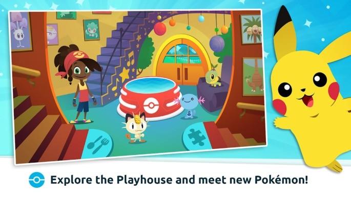 Pokemon Android-mängud