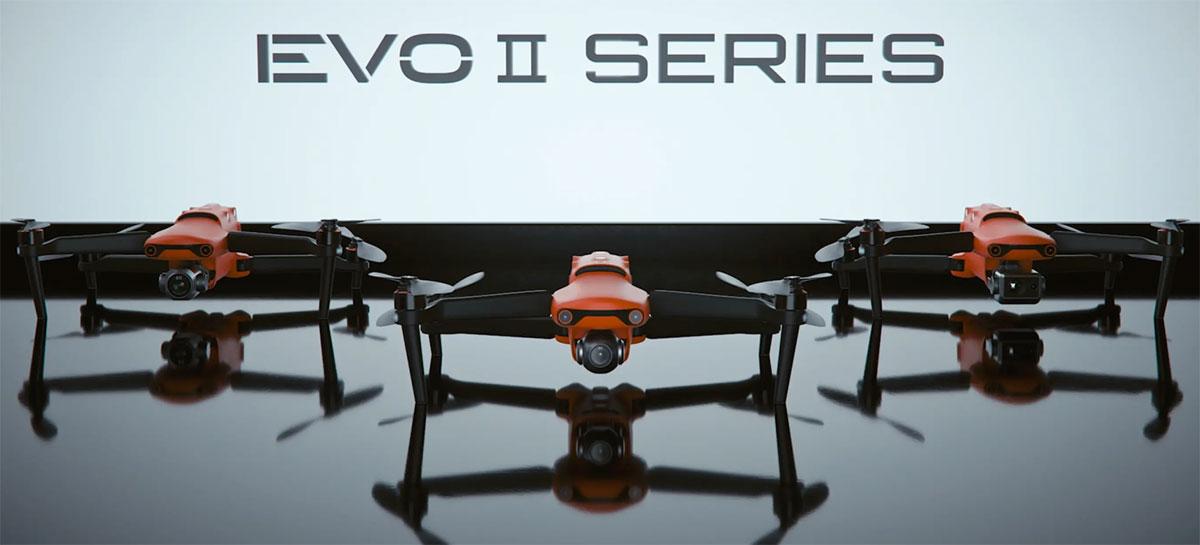 Autel kinnitas Evo II ja Evo II Pro droonide hinnad alates 1495 dollarist