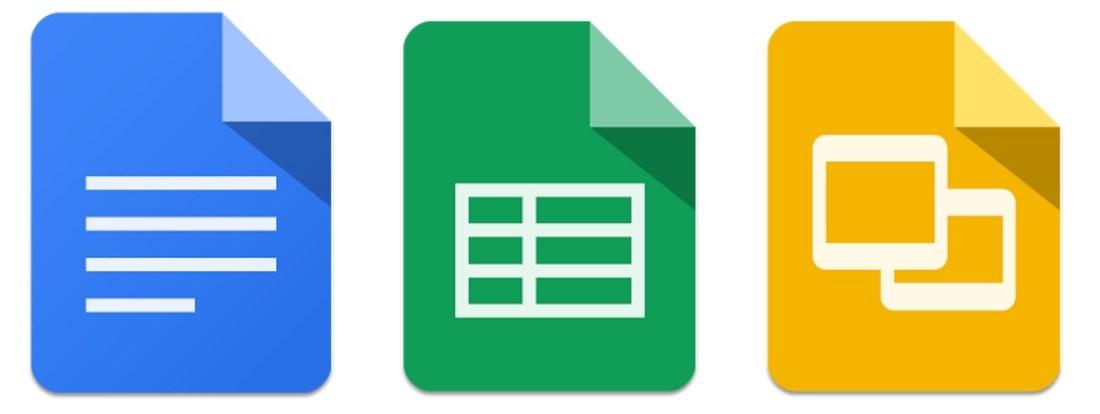 Google Docs, Sheets ja Presentations integreeritakse teenusega Google Photos