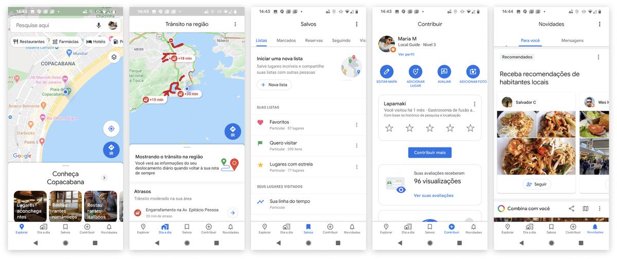 Google Maps on 15-aastane, uue ilme ja ainulaadsete funktsioonidega Kaart ja asukoht