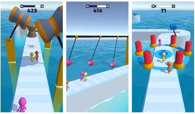 Fun Race on parim 3D-võrguühenduseta mäng Androidis