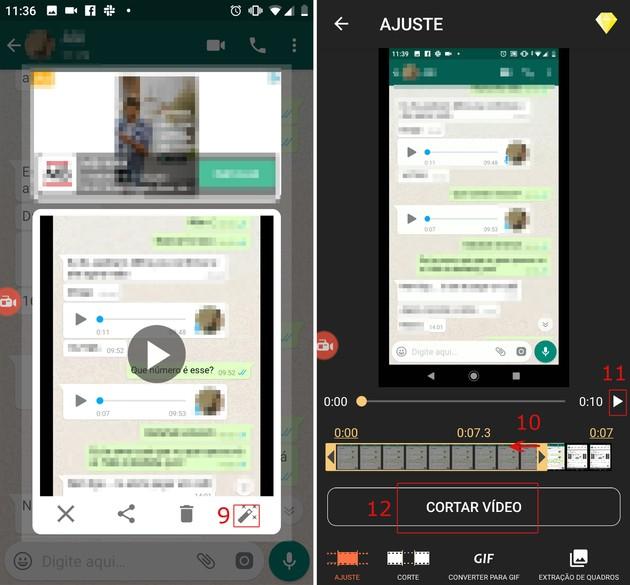 Kuidas jagada WhatsApi heli Instagrami lugudes