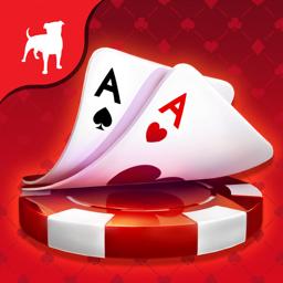 Zynga pokker - Texas Holdemi rakenduse ikoon