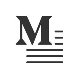 Keskmise rakenduse ikoon