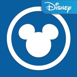Rakenduse My Disney Experience ikoon