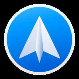 Sädemerakenduse ikoon - rakendus E-posti lugemisviis