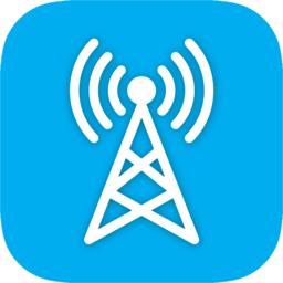 Rakenduse Signal Network Finder ikoon