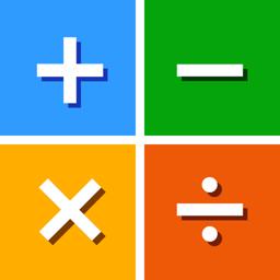 Lahenda - graafikukalkulaatori rakenduse ikoonid