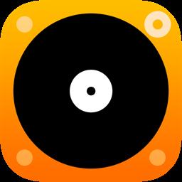 TurnTable'i rakenduse ikoon