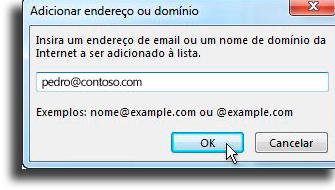 Soovimatute nimede lisamine Kuidas blokeerida e-kirju Outlookis