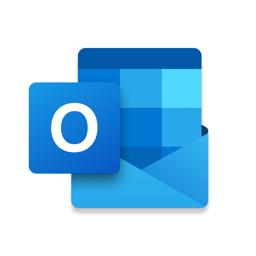 Microsoft Outlooki rakenduse ikoon