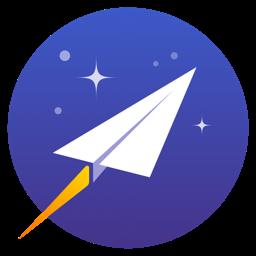 Newtoni rakenduse ikoon - laetud e-post