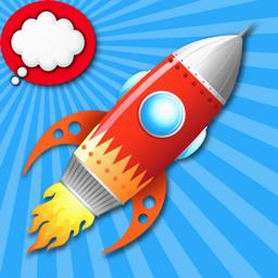 Raketi Spelleri rakenduse ikoon