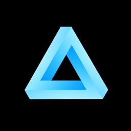 AURA rakenduse ikoon - kaamera fotoredaktor