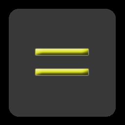 Kalkulaatori rakenduse ikoon
