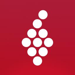 Vivino rakenduse ikoon: ostke õiget veini