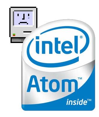Mac OS X 10.6.2 installimise esimene meetod ilmub Atomi netbookisse