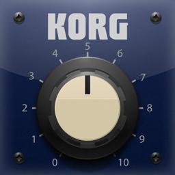 KORG iPolysixi rakenduse ikoon iPadile