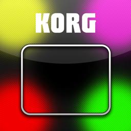 KORG iKaossilator rakenduse ikoon