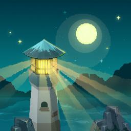 Minge Kuu rakenduse ikoonile