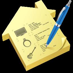Koduinventari rakenduse ikoon