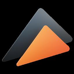 Elmedia rakenduse ikoon: universaalne videopleier