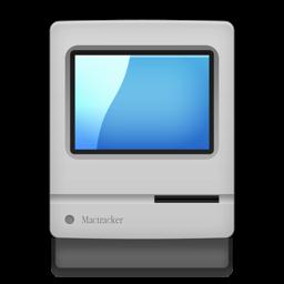 Rakenduse Mactracker ikoon