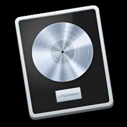 Logic Pro X rakenduse ikoon