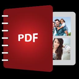 PDF-fotoalbum - piltide teisendamine PDF-rakenduste ikooniks