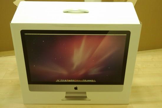 iMac kastis
