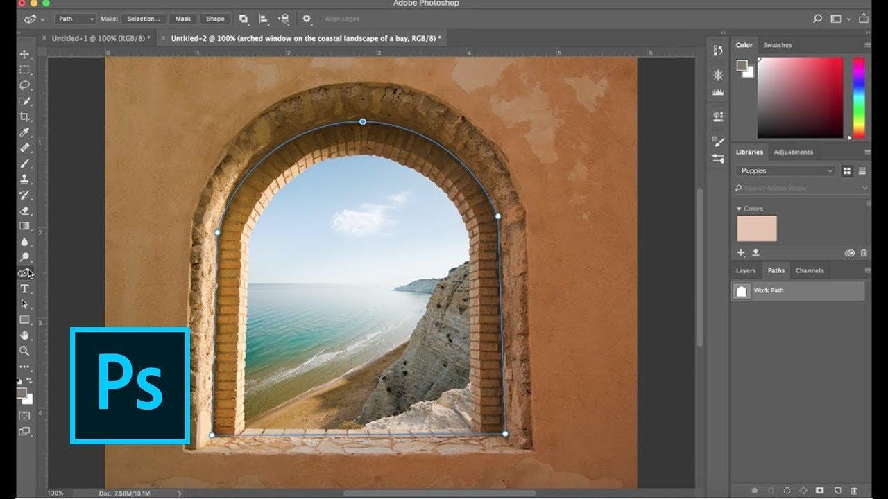 Adobe tutvustab tulevikus kaht huvitavat pilti Photoshopi funktsioonide kohta