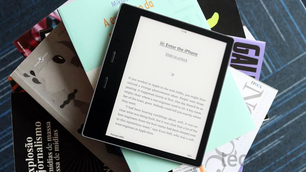 Vaadake, kuidas töötab Amazon Prime'i kaasatud digitaalne raamatuteenus Fotod: Bruno De Blasi / TechTudo