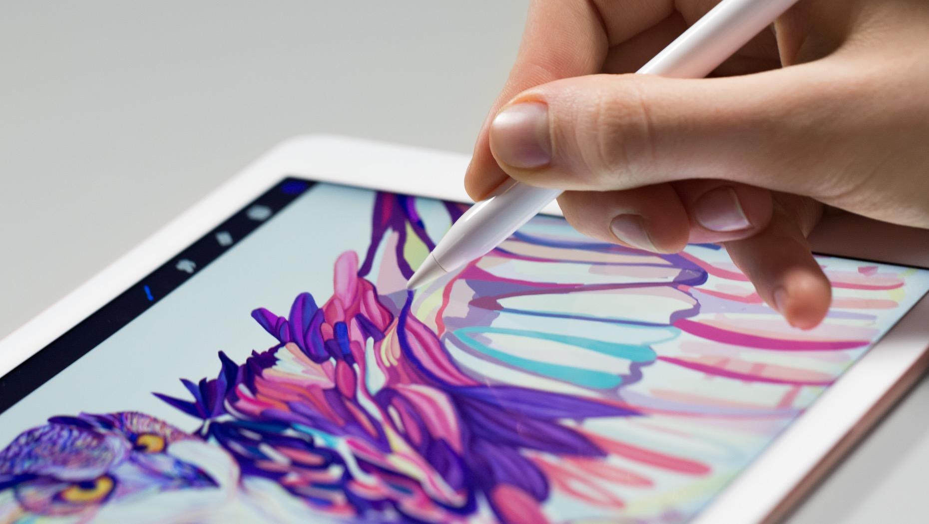 Apple pliiats ja iPad Pro
