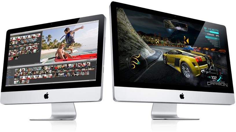 Apple andis välja 27-tollise iMaci jaoks veel ühe värskenduse