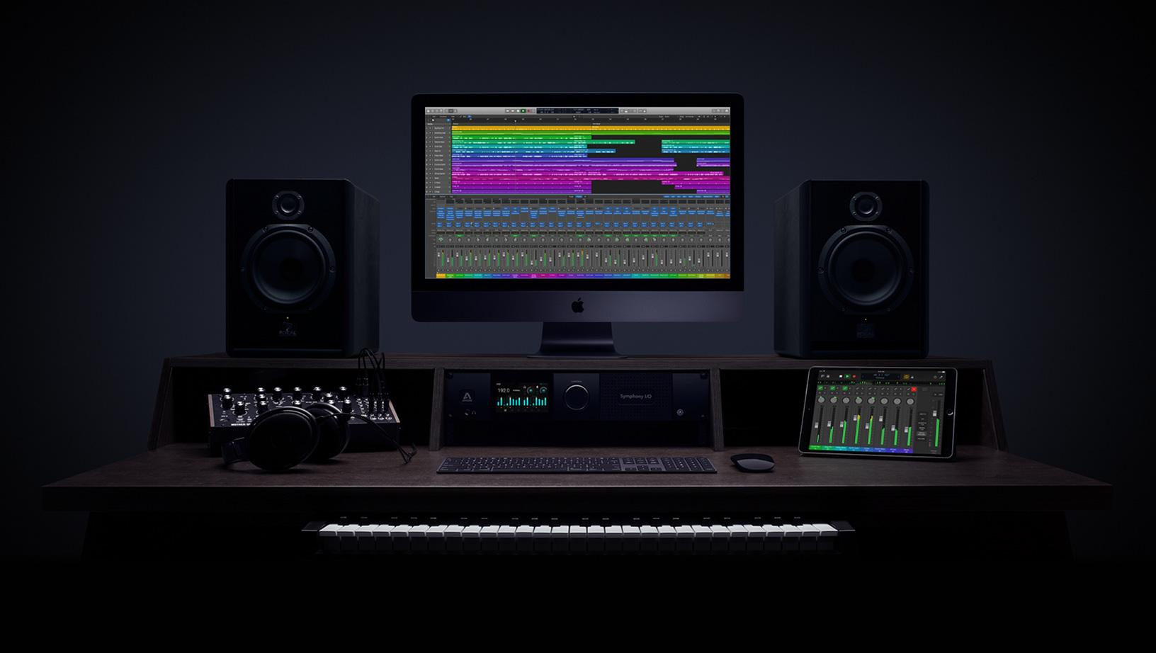 Apple andis välja Logic Pro X versiooni 10.4, millel on rohkem kui 2000 uut funktsiooni, sealhulgas automaatne progressi tuvastamine