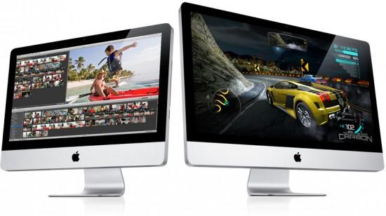 lisaks jõudlusele iMacs