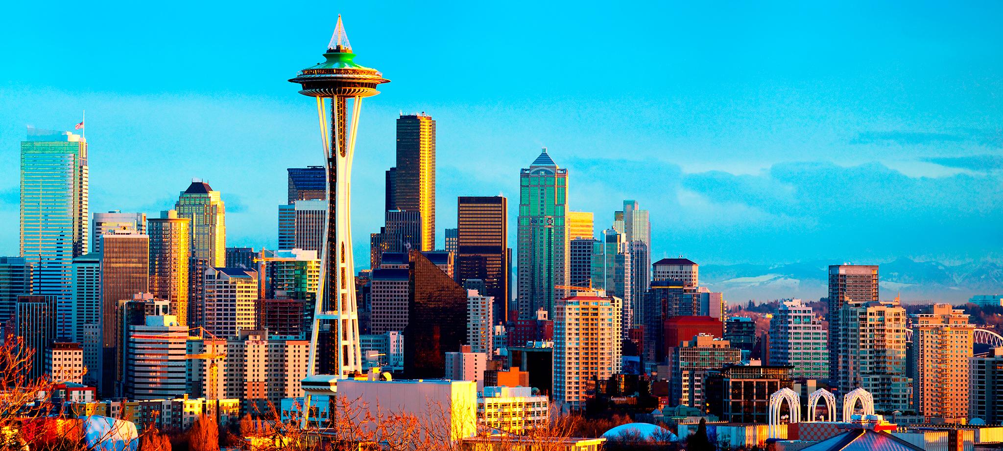 Seattle'i linnavaade