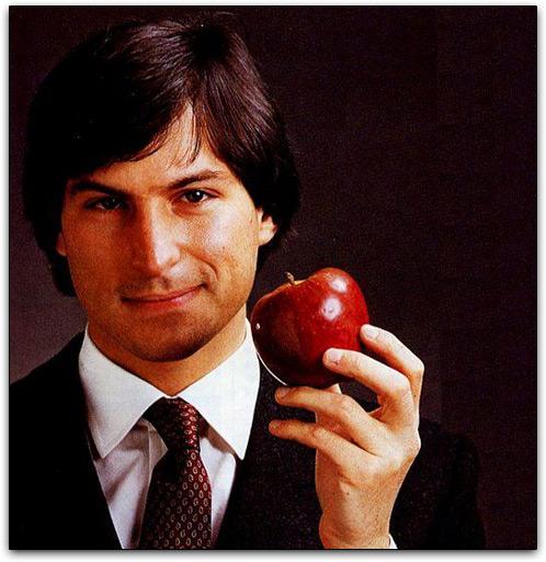 Steve Jobs dan seorang ma