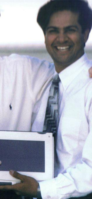 Apple oli tahvelarvutite disaini kallal töötanud 1990ndate alguses