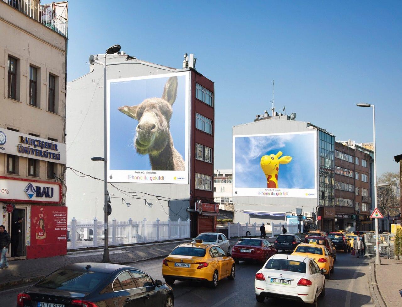 Apple tähistab Türgi lastepäeva kolme reklaamiga, mille on filminud kaks 11-aastast last [atualizado: mais um]