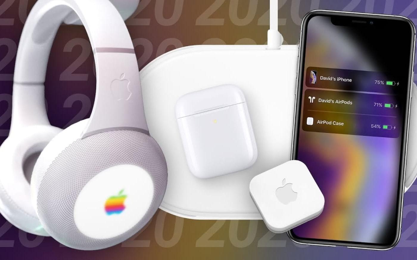 Apple töötab jälgimismärkide, nutitelefonide kõrvaklappide, uute juhtmeta laadijate ja muu jaoks