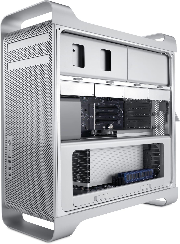 Apple värskendas Macs Pro ja Xserves püsivara; välja lastud püsivara taastamise CD 1.8 ja Unitor Family Driver 2.5