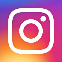 Instagrami rakenduse ikoon