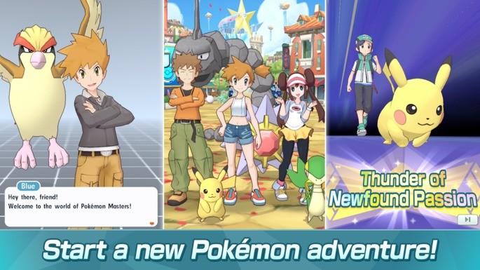 Pokemon Pokemon Android Master Games