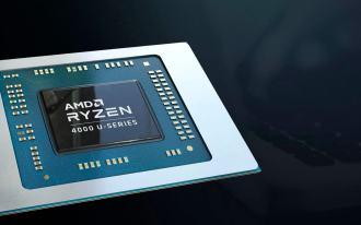 CES 2020 sülearvutitele mõeldud AMD Lana Ryzen 4000