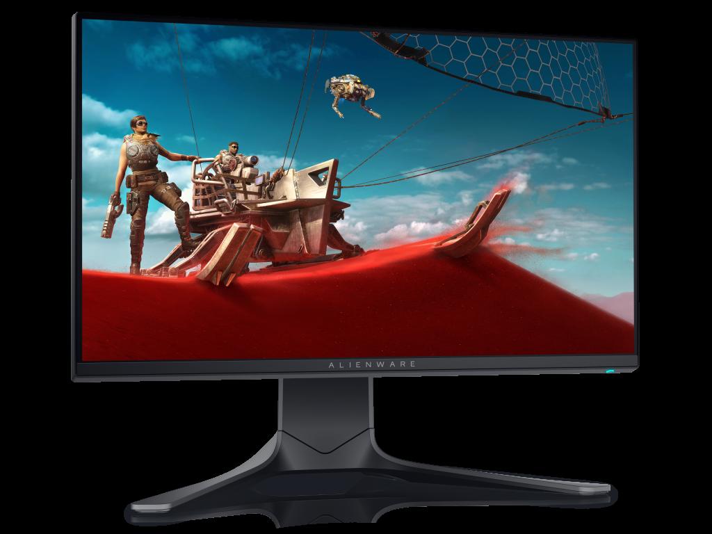 Alienware Gaming Monitor on 240 Hz, reageerimisaeg 1 ms