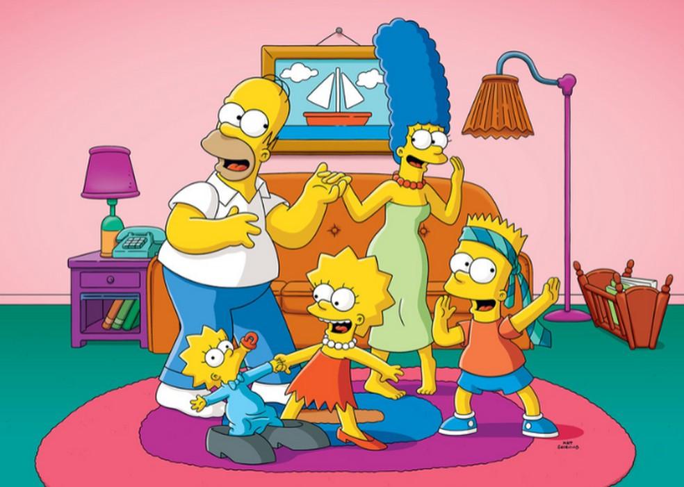 "Disney + pakub kolmekümne hooaja ""Simpsonite"" fotosid: Divulgao / Fox"